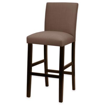 Clark Parson 30-Inch Barstool in Leisure Khaki