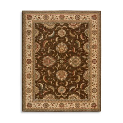 Living Treasures 2-Foot 8-Inch x 8-Foot Room Size Rug