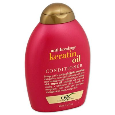 OGX® 13 oz. Anti-Breakage Keratin Oil Conditioner