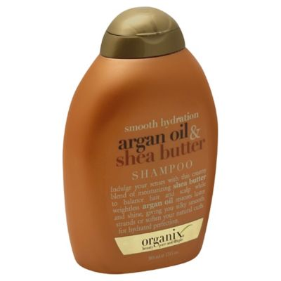 OGX® 13 oz. Smooth Hydration Argan Oil & Shea Butter Shampoo