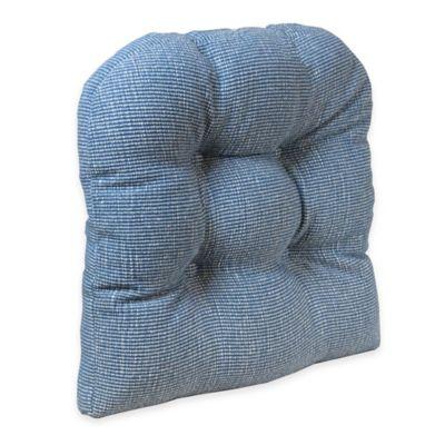 Klear Vu Universal Saturn Gripper® Chair Pad in Wedgewood