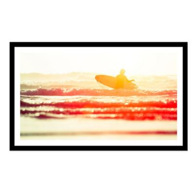 Surf & Sun Medium Photographed Framed Art