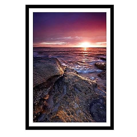 buy colourful sunrise at cronulla beach sydney extra. Black Bedroom Furniture Sets. Home Design Ideas