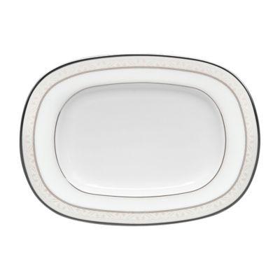 Noritake® Montvale Platinum Butter/Relish Tray
