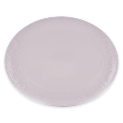 Lenox® Largo Oval Platter in Wisteria