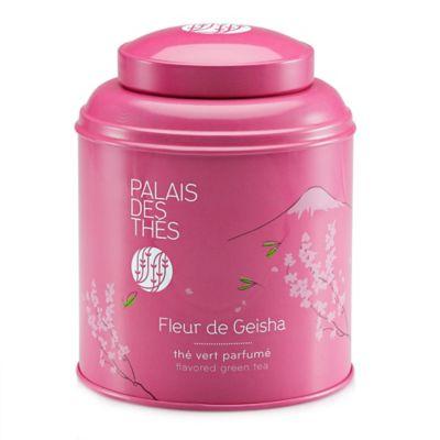 Fleur de Geisha Green Tea Canister by Le Palais Des Thes