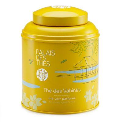Thé des Vahinés Green Tea Canister by Le Palais Des Thés