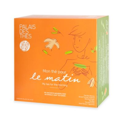 "Palais Des Thés ""My Tea for the Morning"" Box Set"