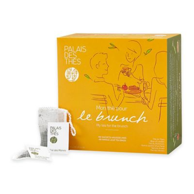 "Palais Des Thés ""My Tea for the Brunch"" Box Set"