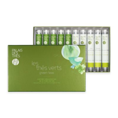 Indulgence Green Tea Tasting Set by Le Palais Des Thés