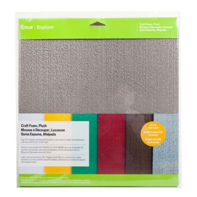Cricut® Craft Foam Sheets (Set of 6)