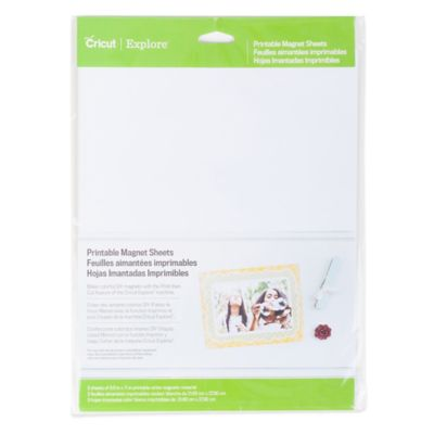 Cricut® Printable Magnet Sheets (Set of 3)