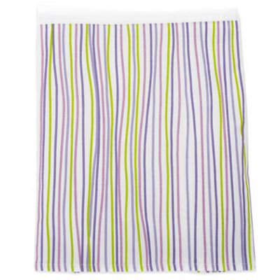 Glenna Jean Lulu Full Bed Skirt in Multi Stripe