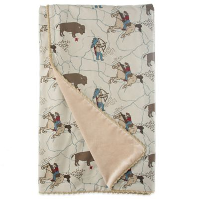 Glenna Jean Happy Trails Reversible Twin Duvet Cover