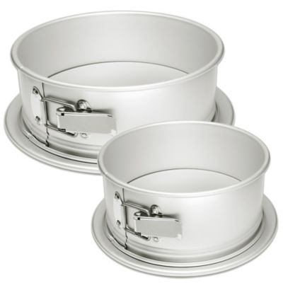 Fat Daddio's ProSeries 6-Inch Springform Cake Pan