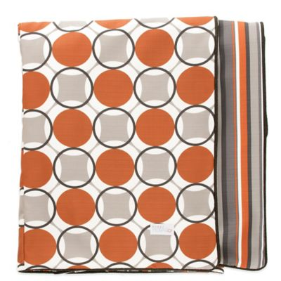 Glenna Jean Echo Twin Reversible Duvet Cover