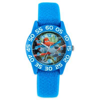 """Disney® """"Planes"""" Children's 32mm Time Teacher Watch"""
