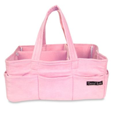 Trend Lab® Pink Storage Caddy