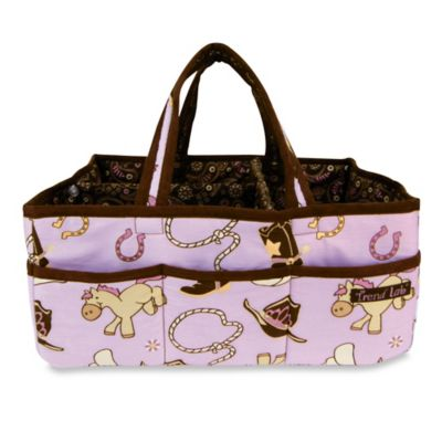 Trend Lab® Rodeo Princess Storage Caddy
