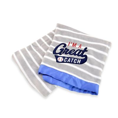 Carter's® Great Catch Baseball Blanket