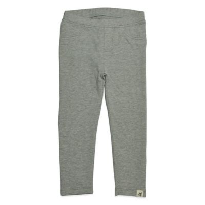 Burt's Bees Baby™ Size 24M Organic Cotton Jegging in Grey