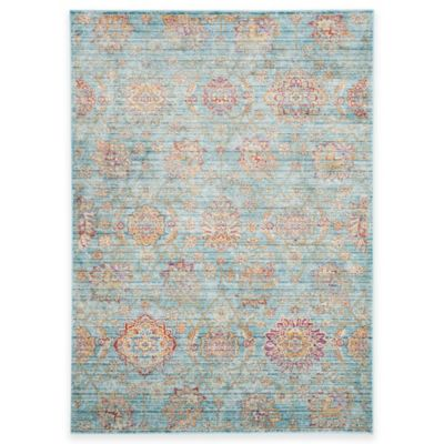 Safavieh Sevilla 5-Foot x 8-Foot Area Rug in Gold