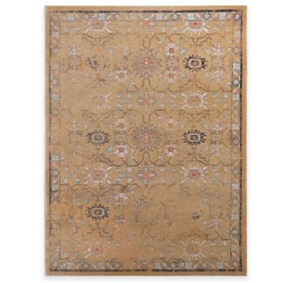 Legends Collection 5-Foot 2-Inch x 7-Foot 2-Inch Area Rug in Ivory