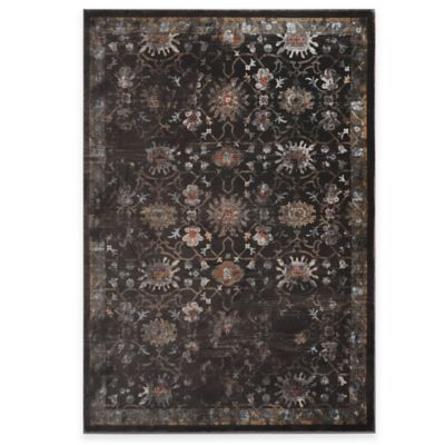Legends Collection 7-Foot 10-Inch x 10 Foot 2-Inch Area Rug in Brown
