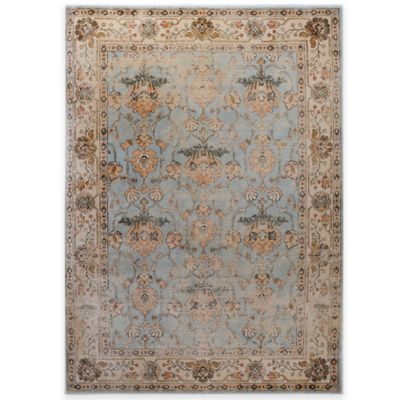 Legends Collection 2 7-foot 10-Inch x 10-Foot 2-Inch Area Rug In Blue