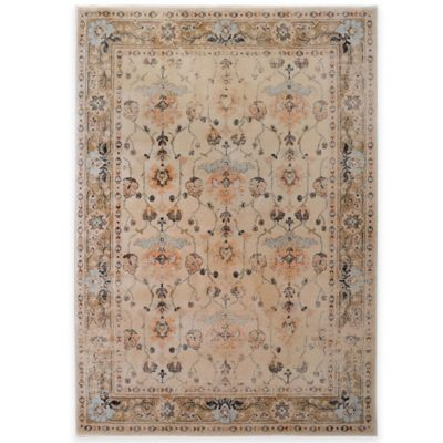 Legends Collection 2 7-foot 10-Inch x 10-Foot 2-Inch Area Rug In Ivory
