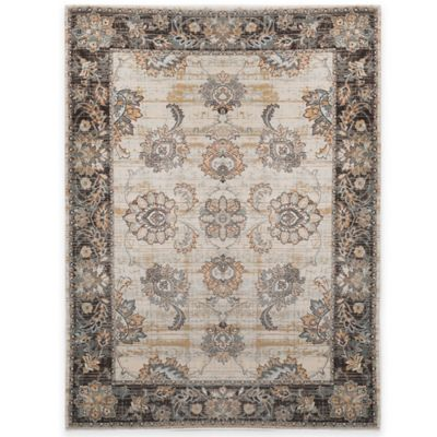 Legends Collection III 5-Foot 2-Inch x 7-Foot 2-Inch Area Rug in Ivory