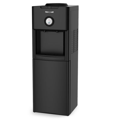Honeywell 5-Gallon Hot and Cold Water Dispenser in Black