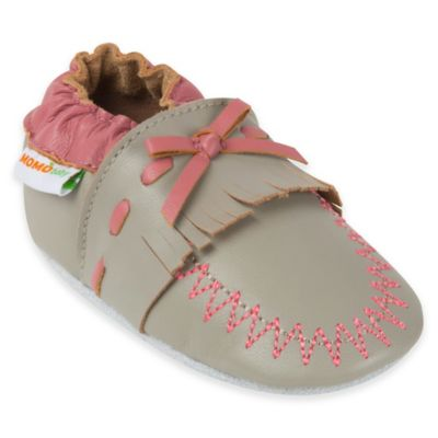 Grey/Pink Girls' Shoes
