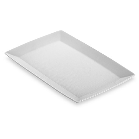 Rosenthal Thomas Loft 11-Inch Rectangular Tray in White