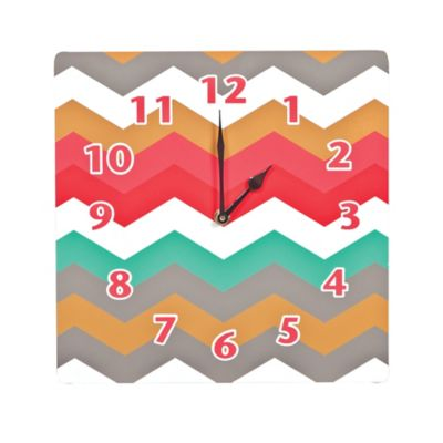 Wall Clock for Kids Room Decoration