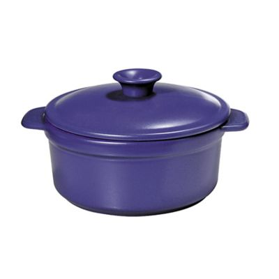 French Home 5.8 qt. Dutch Oven in Blue