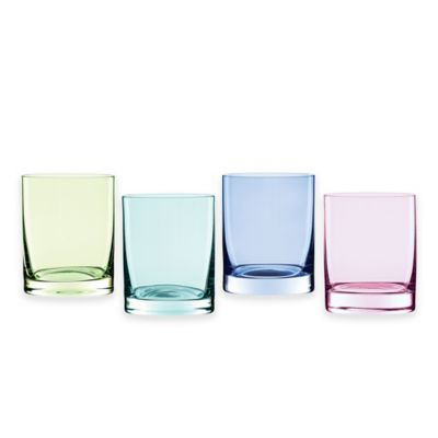 Marquis® by Waterford Vintage Ombre Double Old Fashioned Glasses (set of 4)
