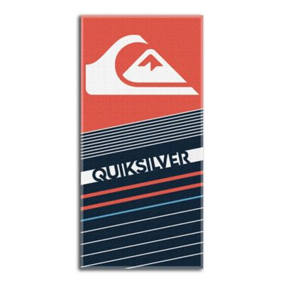 Quiksilver Mandarin Striped Beach Towel