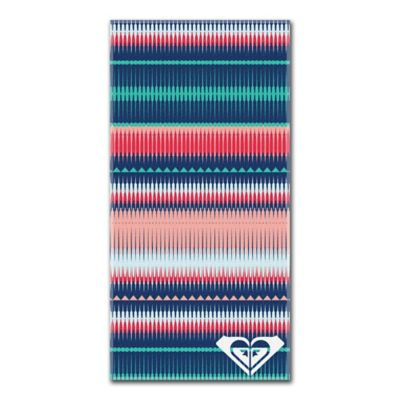Roxy Jagged Stripe Beach Towel