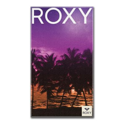 Roxy Midnight Swim Beach Towel