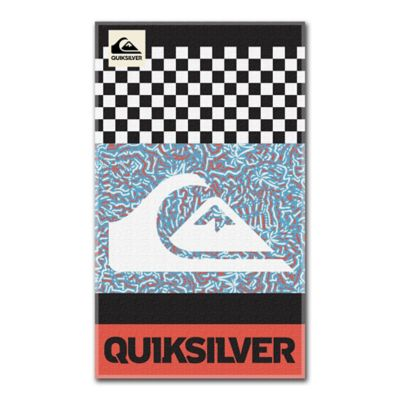 Quiksilver Quadrock Beach Towel