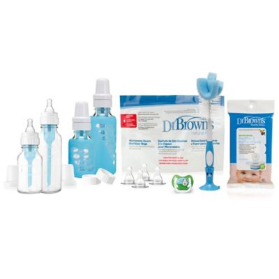 Bottle Feeding > Dr. Brown's® Natural Flow® Glass Bottle Starter Set