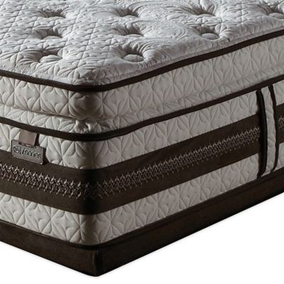 Serta® iSeries® Profiles™ Caliber Super Pillow Top King Mattress