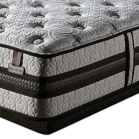Serta Iseries Profiles Honoree Cushion Firm Mattress Bed Bath Beyond