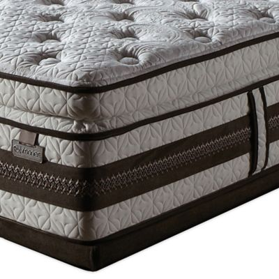 Serta® iSeries® Profiles™ Honoree Super Pillow Top King Mattress