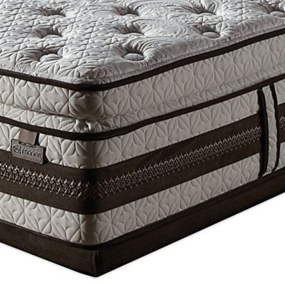 Serta® iSeries® Profiles™ Prominence Super Pillow Top Full Mattress