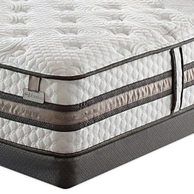 Serta® iSeries® Vantage Plush King Mattress