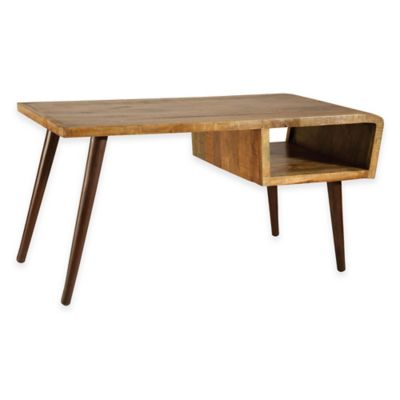 Orbit Wood Desk in Natural