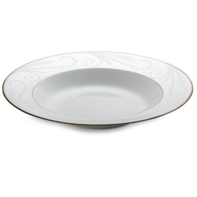 Pearl Ariel 9 1/2-Inch Rim Soup Bowl