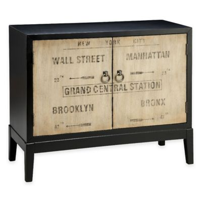 Stein World Station Accent Cabinet